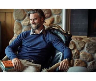 Cutter & Buck Oakville Crewneck Men