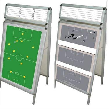Flipover coachbord Voetbal
