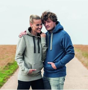 Unisex Sweat Hoody Fairtrade