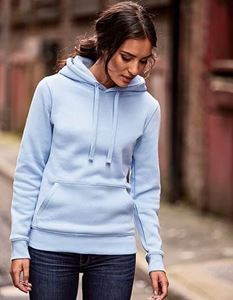 Ladies` Authentic Hooded Sweat
