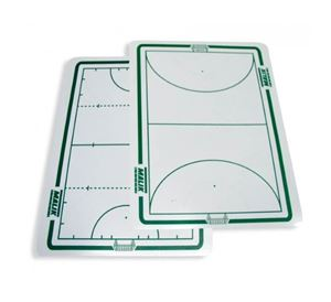 Malik Whiteboard Hockey Coachbord 25 X 33 Cm