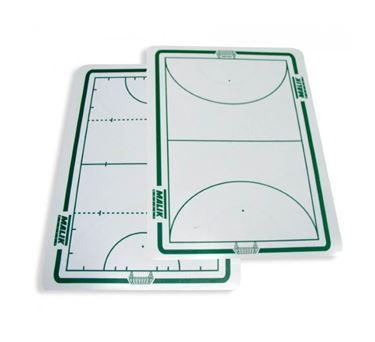 Malik Whiteboard Hockey Coachbord 25 X 33 Cm