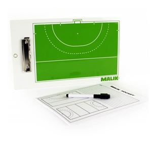 Malik Coach Clipboard Hockey
