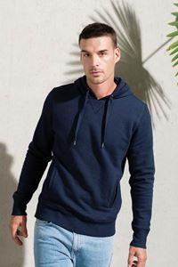 Heren Sweater Met Capuchon BIO