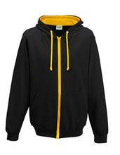 Picture of Varsity Zoodie Jet Black / Gold