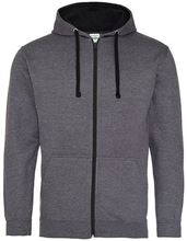 Picture of Varsity Zoodie Charcoal / Jet Black
