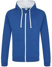 Picture of Varsity Zoodie Royal Blue / Arctic White