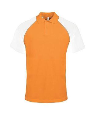 Oranje Baseball Polo