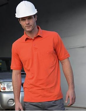 Result Work-Guard Apex Polo Shirt