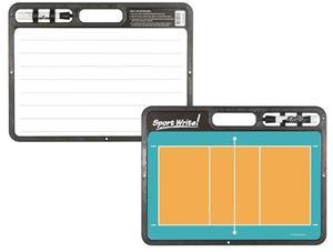 Coachbord aanbieding voor volleybalverenigingen