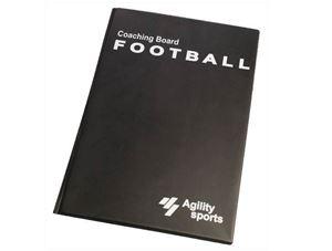 Afbeelding van 10 Magnetische tactiekmappen Voetbal Agility Sports
