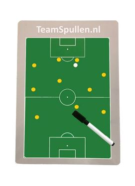 Credit Coach A4 Voetbal