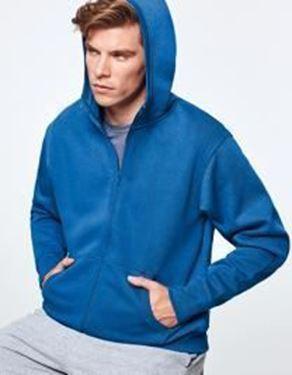 Montblanc Hooded Sweatjacket, Roly