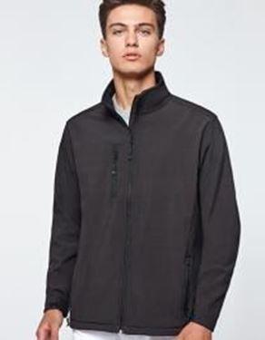 Nebraska Softshell Jacket Roly