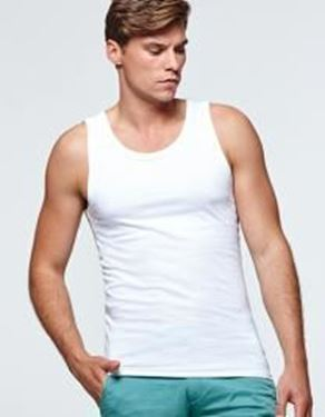 Texas Tank Top Men Roly RY6545