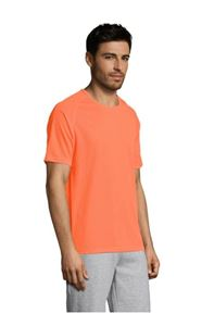 Men`S Raglan Sleeves T Sporty