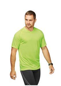 Heren Sport T-Shirt V-Hals Proact