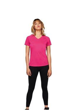 Dames Sport T-Shirt V-Hals Proact