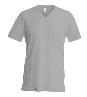 Heren T-Shirt korte mouw V-Hals
