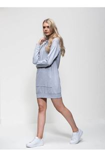 Just Hoods Hoodie Dress