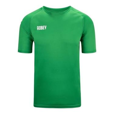 Robey Counter Shirt Korte Mouw Groen
