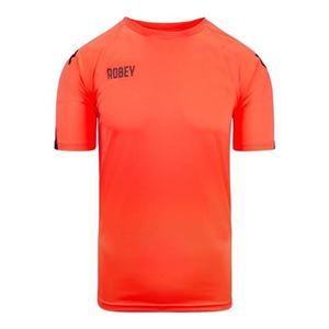 Robey Counter Shirt Korte Mouw Infrared
