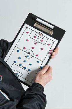 Precision Training Dubbelzijdig Clipboard Voetbal