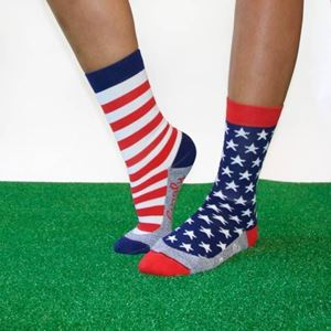 Crew Socks USA Mix & Match