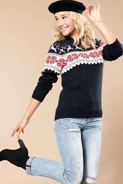 kARIBAN K993 Kerst Pullover