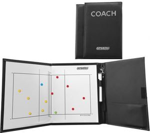 Sportec Luxe Magnetisch Coachboard Volleybal 08719554008166