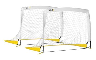 SKLZ Goal-EE Voetbalgoal Set - 121 X 91 Cm - 2 Stuks