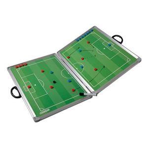 Sportec Opvouwbaar Magnetisch Coachbord Voetbal 90 X 60 Cm