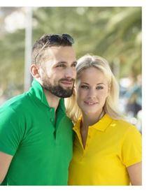 Afbeelding voor categorie Basic Promotionele Poloshirts