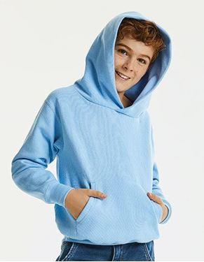 Kids Hooded Sweatshirt Russel