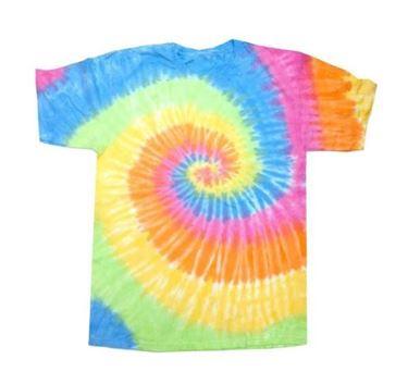 Tie-Dye Shirt Eternity