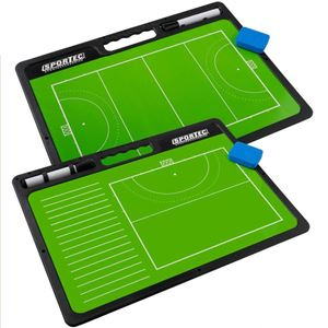 Sportec Coachbord Hockey Met Handgreep