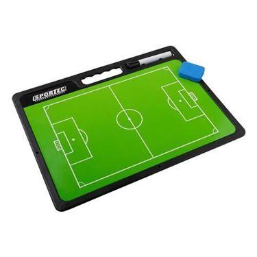 Sportec Coachbord Met Handgreep Voetbal