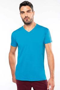 Heren T-Shirt BIO150 V-Hals