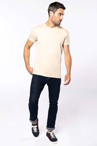 Heren T-Shirt BIO150 Ronde Hals