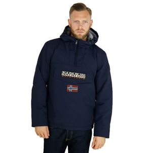 Napapijri Windbreaker Met Capuchon RAINFOREST