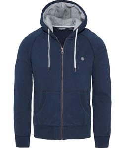 Timberland Full Zip Hooded Sweatshirt Exeter River