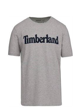 Timberland T-Shirt Korte Mouw Kennebec River Bio Katoen