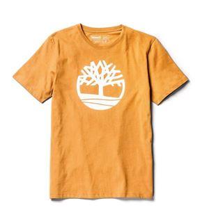 Timberland Biologisch T-Shirt Brand Tree