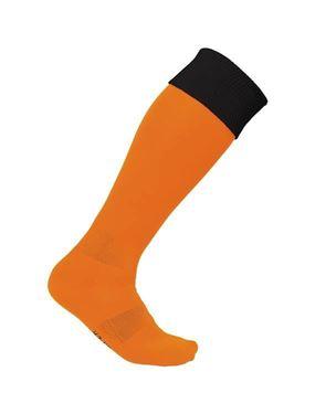 Sportsokken Oranje - Zwart