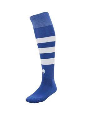 Robey Ring Socks Blauw - Wit Gestreept