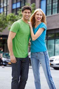 Gildan Softstyle T- Shirts Korte Mouw Ronde Hals