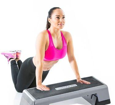 Gymstick Pro Step - Met Online Trainingsvideo's