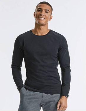Men´S Pure Organic Long Sleeve Tee