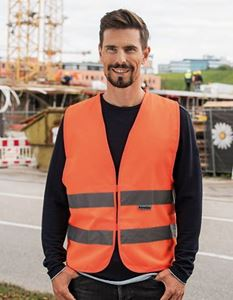 Safety Vest Professional 80/20 Polycotton Korntex