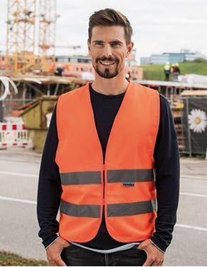 Safety Vest Professional 80/20 Polycotton Korntex